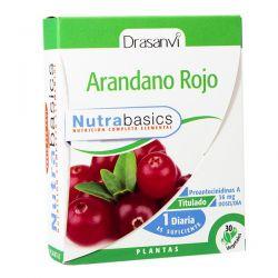 Arandano Rojo - 30 Cápsulas Vegetales [Drasanvi]