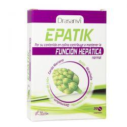 Epatik detox - 30 Comprimidos