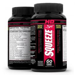Squeeze hd - 60 softgels [sculpt]