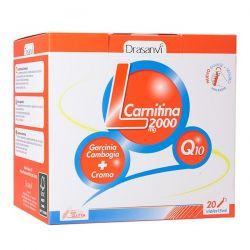 L-carnitine - 20 vials