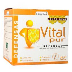 Vitalpur Defenses - 20 viales [Drasanvi]