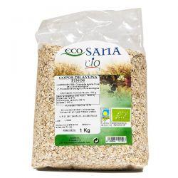 Fine oat flakes Bio - 1kg