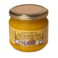 Aceite de Coco, Oliva y Palma Roja - 325ml [Amanprana]