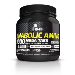 Anabolic Amino 9000 - 300 tabs