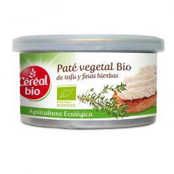 Paté Vegetal de Tofu y finas hierbas - 125g [cerealbio]