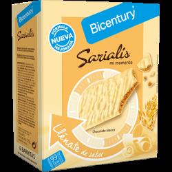 Barritas de Cereales Sarialís - 120g [Bicentury]