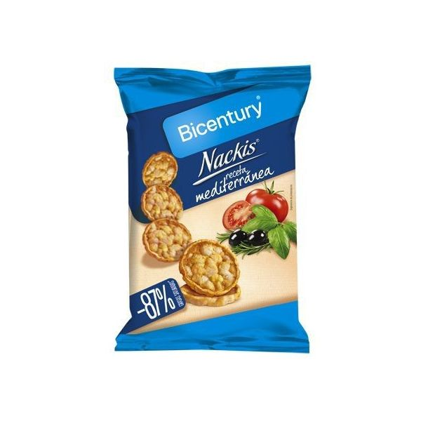 Tortitas de Maíz Mini - 70g [Biocentury]