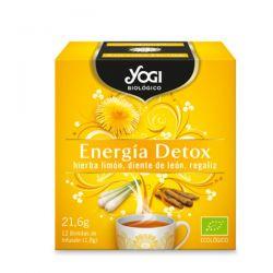 Energía Detox - 21,6 g [yogi organic]