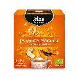 Jengibre Naranja - 21,6 g [yogi organic]