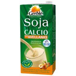 Bebida de Soja Calcio Avellana - 1l [Gerblé]