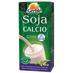 Bebida de Soja Calcio - 1l [Gerblé]