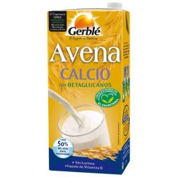 Bebida de Avena Calcio - 1l [Gerblé]