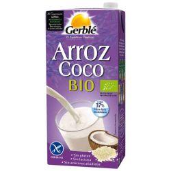 Bebida de Arroz y Coco Bio - 1l [Garblé]