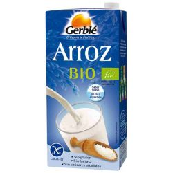 Bebida de Arroz Bio - 1l [Gerblé]