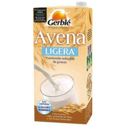 Bebida de Avena Ligera - 1l [Gerblé]