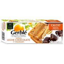 Galletas de Chocolate con Leche y Yogurt - 230g [Gerblé]