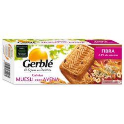 Galletas Muesli con Avena - 290g [Gerblé]