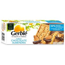 Galleta de Chocolate y Almendra - 200g [Gerblé]