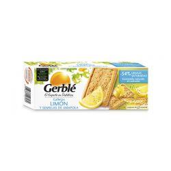 Galletas de Limón y Semillas de Amapola - 200g