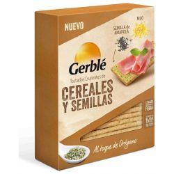 Tostadas de Mijo y Semillas de Amapola - 100g [Gerblé]