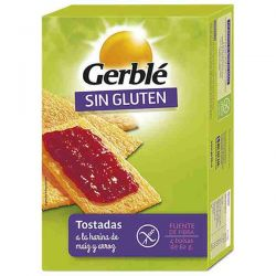 Rice and corn toasts - 250g