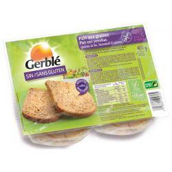 Pan con Semillas Sin Gluten - 400g [Gerblé]
