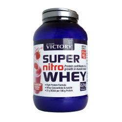 Super Nitro Whey 2,2 kg