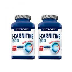 2 x 1 L-Carnitina (100 caps)