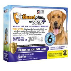 VetGuard Plus para Perros Extra Grandes (Vetiq) - Suministro para 6 meses [vetiq]