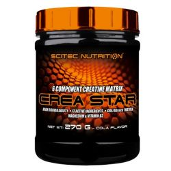 Crea Star - 270g [Scitec Nutrition]