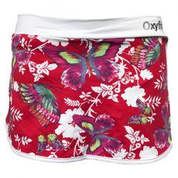 Falda Roja con Mariposas [oxyfit]