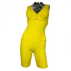 Mono Corto Amarillo [oxyfit]