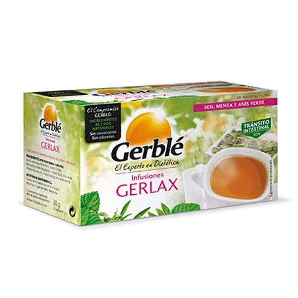 Infusiones Gerlax - 30g