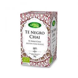 Infusión de Té Negro Chai - 20 sobres [artemisbio]