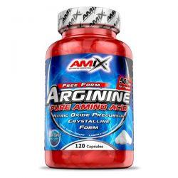 Arginina 500mg - 120 cápsulas [Amix]