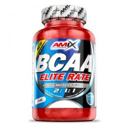 BCAA Elite Rate 2:1:1 - 500 cápsulas