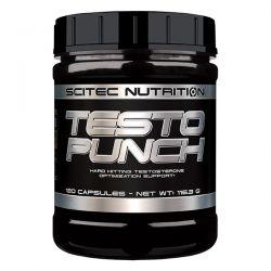 Testo Punch - 120 cápsulas [Scitec Nutrition]