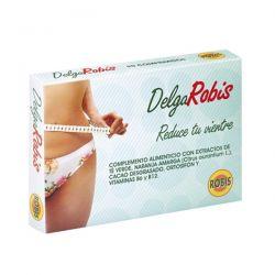 Delga robis (extracto de té verde) -500 mg - 90 Comprimidos [Robis]