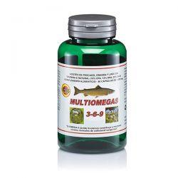 Multi omega 3-6-9 60 cápsulas
