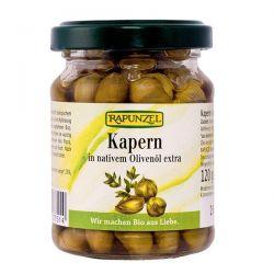 Alcaparras aceite oliva - 120 g