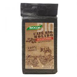 Café descafeinado molido 100% Arábica - 250g [biocop]