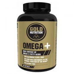 Omega Plus - 90 softgels [GoldNutrition]