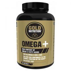 Omega Plus - 90 softgels [GoldNutrition]