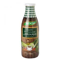 caldo verduras tradicional biocop 1 l