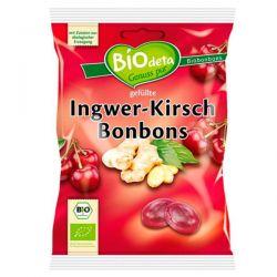 caramelos rellenos de jenjibre y cereza biodeta - 75g [biocop]