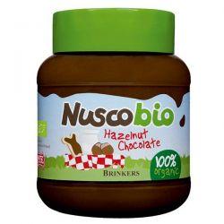 Crema de chocolate con avellanas Nuscobio - 400g [biocop]