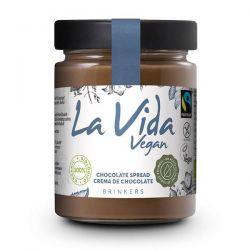 crema chocolate vegana vida vegan  270 g
