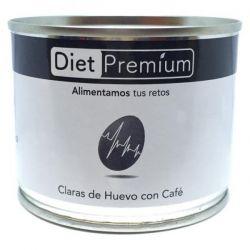 Canned egg white - 140g - Diet Premium