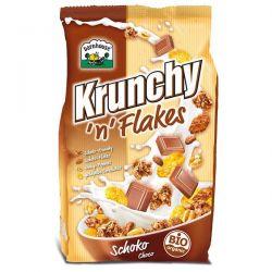 Muesli krunchy flakes chocolate barnhouse - 375g [biocop]