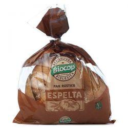 Pan rústico blando de Espelta - 350g [biocop]